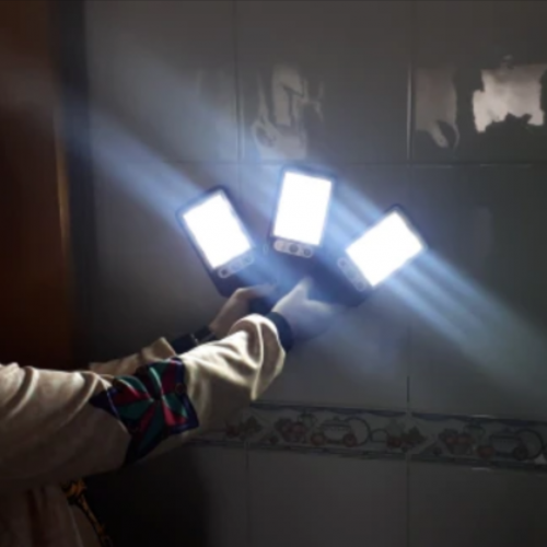 Solarna lampa LIGHT ME photo review