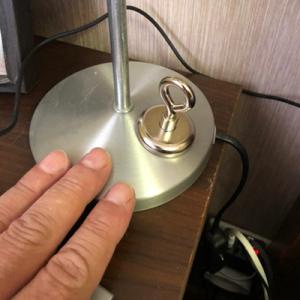 Ultra silny magnes z haczykiem photo review